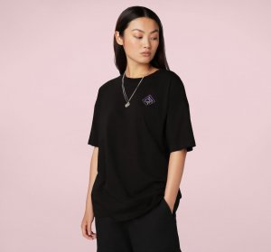 Mountain Club Patch Oversized Tee