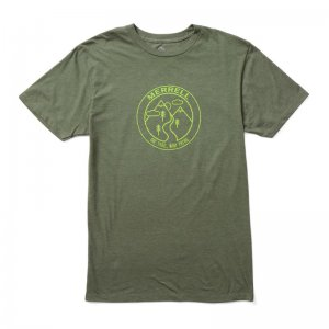 Men - Trailmarker Short Sleeve Tee - Short Sleeves | Merrell