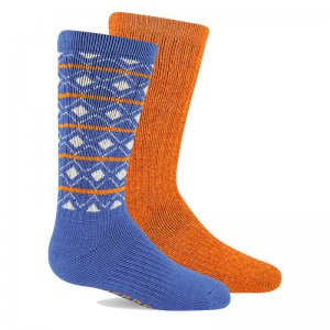 Big Kid - Holiday Brushed Crew Sock 2-pack - Socks | Merrell