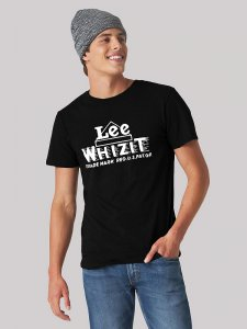 Men's Heritage Whizit Graphic Tee in Black