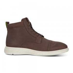 ECCO ST.1 HYBRID LITE Men's Toe Cap Boot | Men's Casual Shoes | ECCO Shoes
