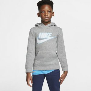 Nike Sportswear Little Kids' Fleece Hoodie.