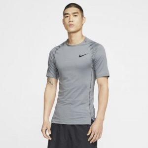 Nike Pro Men's Tight Fit Short-Sleeve Top.