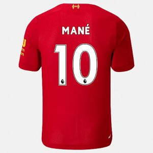 Liverpool FC Home SS Jersey Mane No EPL Patch - New Balance