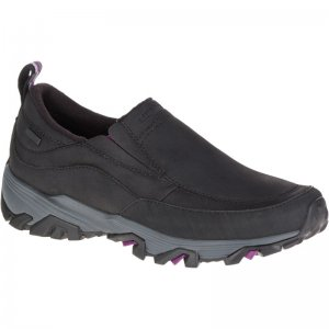 Women's ColdPack Ice+ Moc Waterproof Wide Width Winter Casual Shoes | Merrell
