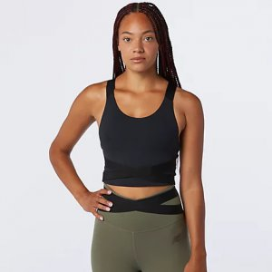 Determination Academy Crop Bra - New Balance