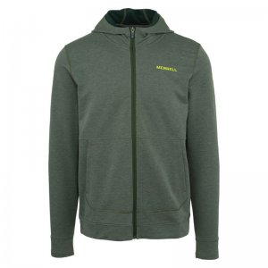 Men - Timber Full Zip Hoody - Full zip | Merrell