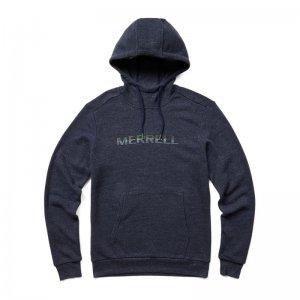 Men - Gradient Wordmark Pullover Hoody - Pullovers | Merrell