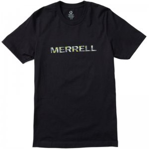 Men - Wordmark Short Sleeve Tee - Short Sleeves | Merrell