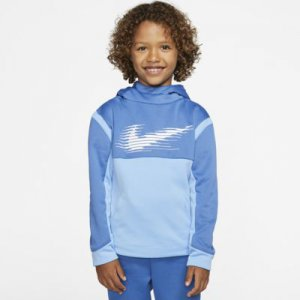 Nike Therma Little Kids' Pullover Hoodie.