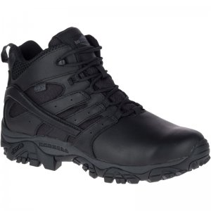 Moab 2 Mid Tactical Response Waterproof Boot | Merrell