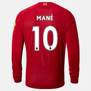 Liverpool FC Home LS Jersey Mane No EPL Patch - New Balance