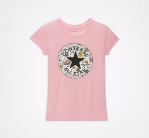 Camp Converse Print Chuck Taylor Patch Tee