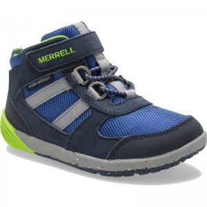 Little Kid - Bare Steps? Ridge Jr Hiker - Boots | Merrell
