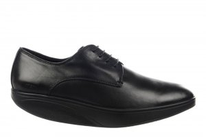 MBT Men's Kabisa 5 Black Oxfords