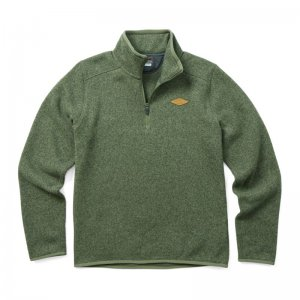 Men - Sweater Weather 1/4 Zip - Pullovers | Merrell