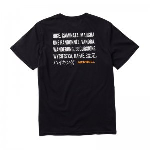 Men - Hike Translate Short Sleeve Tee - Short Sleeves | Merrell