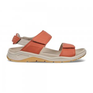 ECCO Women's X-Trinsic Flat Leather Hiking Sandals | ECCO Shoes