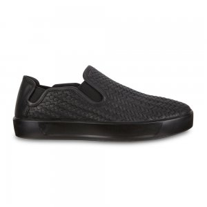 ECCO SOFT 8 Slip-On Sneaker | Men's Casual Shoes | ECCO Shoes