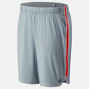 9 Inch Printed Rally Short - New Balance