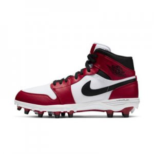Jordan 1 TD Mid Men's Football Cleat.