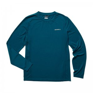 Men - Tencel Long Sleeve Tee - Long Sleeves | Merrell