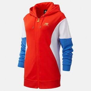 NB Athletics Village FZ Hoodie - New Balance