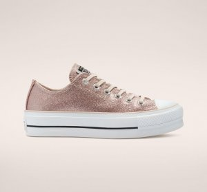 Glitter Shine Platform Chuck Taylor All Star