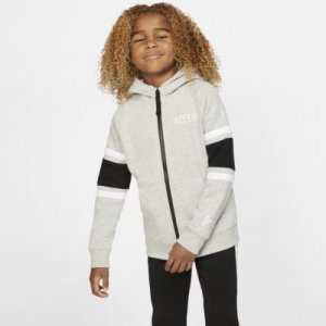 Nike Air Little Kids' Full-Zip Hoodie.