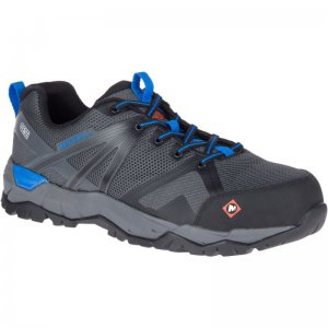 Men - Fullbench 2 SD Steel Toe Work Shoe - Shoes | Merrell