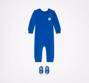 Lil Chuck Taylor Coverall w/ Sock Bootie Set