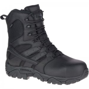 "Moab 2 8"" Tactical Response Waterproof Comp Toe Work Boot 