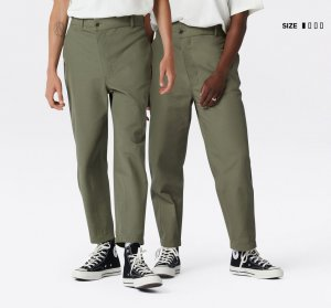Converse Shapes Triangle-Front Chino