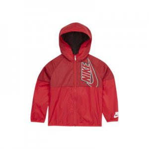 Nike Sportswear Little Kids' Full-Zip Jacket.