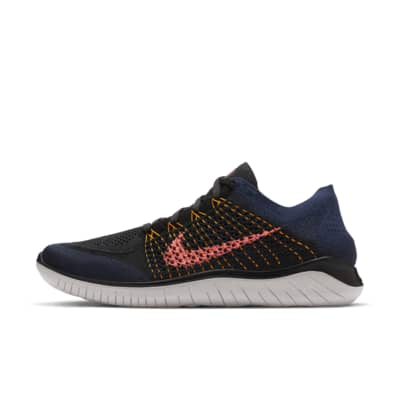 Nike Free RN Flyknit 2018 Men's Running Shoe.
