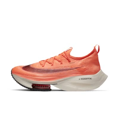 Nike Air Zoom Alphafly NEXT% Men's Racing Shoe.